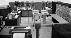 NASA Real Time Computing Complex - five IBM System/360 mainframes.