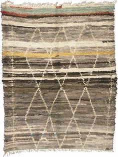20th Century Moroccan Carpets