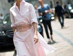 The Shirtdress, Styled 3 Ways | Goop