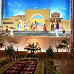 Jesús encuentra a su Santísima Madre Velación Infantil Santa Ana Antigua Guatemala  #Cuaresma2017 #Antigua #SantaAna @hermandadsantaana_  Aporte: @elninoo1989