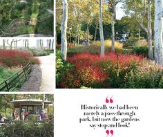 Manhattan's Battery Gardens is restored and rejuvenated - New York Cottages & Gardens - March 2013 - New York, NY. #candg