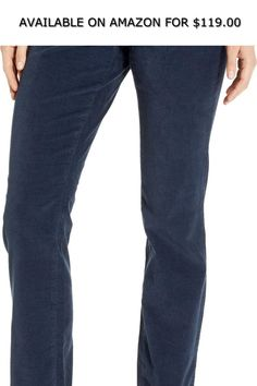 0bf3bfb4bc8 NYDJ Women's Petite Size Marilyn Straight Leg Velvet Jean ◇ AVAILABLE ON  AMAZON FOR: $119.00