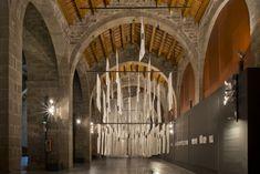 SOTO-LAY architects  Martí Cabestany arquitecte > GYOTAKU. Exposición en el Museo Marítimo de Barcelona