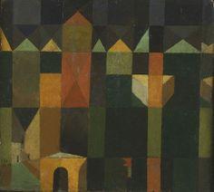 Paul Klee · City of Towers · 1916