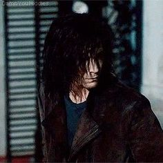 Tom Hiddleston as Adam in Only Lovers Left Alive, 2014.