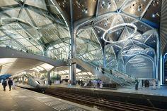 inside al haramain terminal