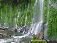 Be captivated with the unique 140-meter wide curtain-like springfalls, feel the breeze of nature that could rejuvenate adventurers. Asik-asik, which is now the most popular destination in the region, is a perfect place for nature lovers.