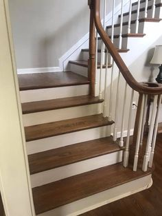 Grey Paint Colors, Exterior Paint Colors, Wall Colors, Exterior Design, Neutral Paint, Gray Paint, Cabinet Stain Colors, Minwax Stain Colors, White Stair Risers
