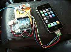 iPhone Hack Lets You Start Your Car By Sending An SMS