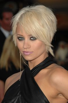 """Kimberly Wyatt in Premiere Of Sony Pictures&squot; """"Step Brothers"""" - Arrivals"""