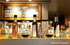 Acetaia San Giacomo organically grown wine vinegars @BarToma Chicago.