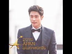 [ SUNG HOON ] 성훈 is nominated for 2016 APAN Star Awards (Best actor - excellence award long drama) - YouTube