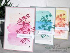 Kreativ Blog by Claudi: Kreativ-Durcheinander #30 - Aquarell