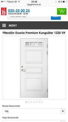 Dooria Kungsäter  sc 1 st  Pinterest & Ytterdörr | Fönster \u0026 dörrar | Pinterest