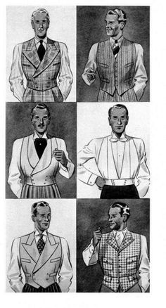 Timeless Tailoring vest designs