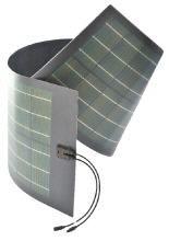 Apollo Flex -2 Varianten: Das Solarmodul für unterwegs zum Aufkleben auf Womos, Reisemobilen, Caravans, Campingmobile, Expeditionsfahrzeuge, u.s.w.