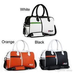 Wholesale cheap  online, material - Find best pgm brand golf bag golf clothes bag men & women shoes package box-shaped bag large capacity double-deck clothes bag 3 colors 2513023 at discount prices from Chinese golf bags supplier - szloop on DHgate.com.