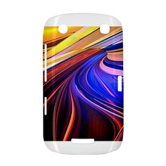 Abstract+Composition++BlackBerry+Curve+9380+Hardshell+Case