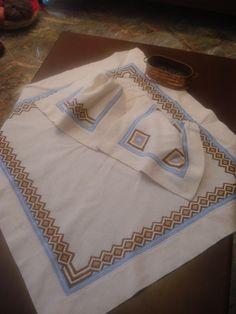 barcello - handmade - embroidey - nakış - el işi