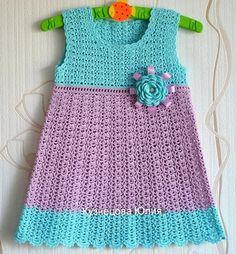 Детские платья и сарафанчики – 41 фотография