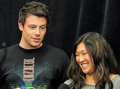 Cory Monteith was full of 'love and light,' Jenna Ushkowitz says of 'Glee' co-star | EW.com