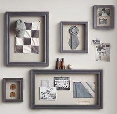 Shadow Box Memory Board