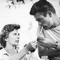 James Dean & Natalie Wood 50s
