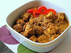 Palak Tempeh (Tempeh in Spinach Tomato Curry)! Vegan | Vegan Richa