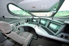 cabin control - Shinkansen (Japan)