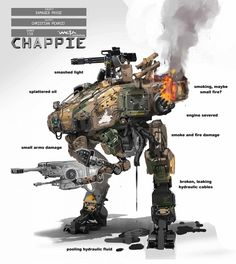 """Chappie""   