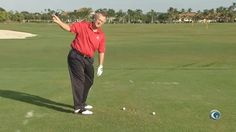 Getting too flat with your swing? Martin Hall shows you a simple drill he learned from Gary Player to help you get the club on the correct plane. Visit swingfix.golfchannel.com to get your custom instructional video tips!