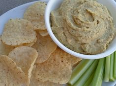Happier Than A Pig In Mud: Hummus Made With Peanut Butter