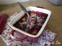 Le Festin de Dan: Clafoutis aux Fruits Rouges