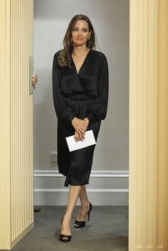 14 lições de styling de Angelina Jolie - Vogue   News