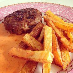 LCHF Kålrotspommes Turnip Fries, Lchf, Keto, Tasty, Yummy Food, Low Carb Recipes, Healthy Lifestyle, Healthy Living, Paleo
