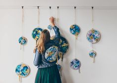 Earlier this week we talked to Dunedin designer Hannah Heslop, the creator of Hannah Louise as she prepares for ID Fashion Week Dream Catcher, Trending Outfits, Unique Jewelry, Creative, Handmade Gifts, Wall, Etsy, Vintage, Designers