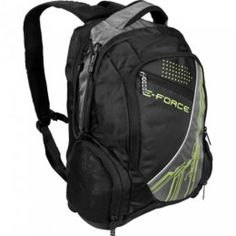 ... views view product video e force racquetball backpack bag gray black