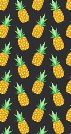 Watermelon And Pineapple Wallpaper 🍍 Tumblr Wallpaper, Pineapple Wallpaper Tumblr, Phone Wallpapers Tumblr, Cute Wallpapers, Watermelon Wallpaper, Wallpaper For Your Phone, Wallpaper Iphone Cute, Cool Wallpaper, Pug Wallpaper