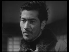 Toshiro Mifune  (the most attractive face ever, y/y?)