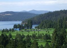 Coeur d Alene Idaho. Guess where we are going this summer? Coeur D'alene Idaho, Coeur D Alene Resort, Peaceful Places, Places Ive Been, San Diego, Mountains, Travel, Outdoor, Wishful Thinking