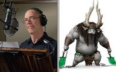 J.K. Simmons on the good and the badass of Kung Fu Panda 3 Justice League