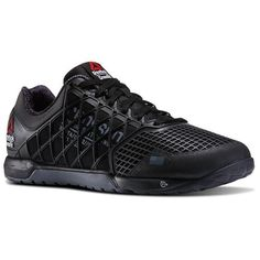 Reebok - Reebok CrossFit Honor Pack Nano 4.0 - N Black / Gravel / Graphite M47308