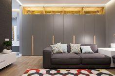 Dnepropetrovsk Apartment by SVOYA Studio