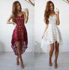 Fashion Lace Sleeveless Dress