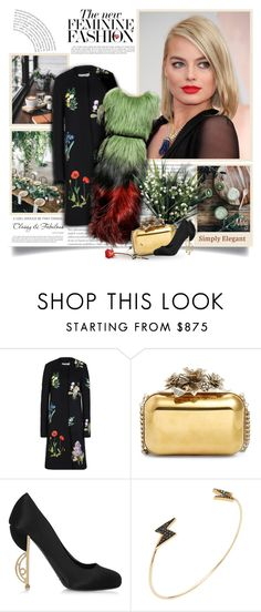 """Simply Elegant"" by thewondersoffashion ❤ liked on Polyvore featuring Alo, Versace, Chanel, STELLA McCARTNEY, Etienne Aigner, INC International Concepts, Jimmy Choo, Nicholas Kirkwood, Shay and David Yurman"
