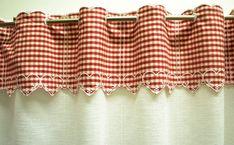 32 fantastiche immagini su Tende da cucina   Tende, Tessuti e ...