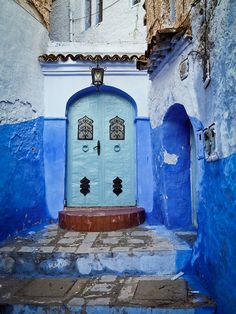 blue door II by blueSkySunHigh on Flickr