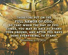 stand on god's word scripture | Via Robert Barrett