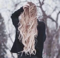 couleurs, de jeune fille, cheveux, coifure