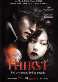 Thirst (2009) Corea del Sur. Dir.: Park Chan-wook. Drama. Enfermidade. Relixión. Terror - DVD CINE 2289